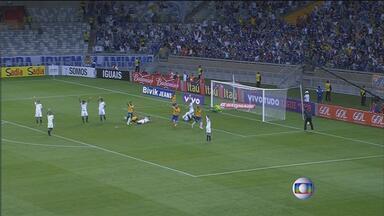Pelo brasileiro da série A, o Sport não segurou o Cruzeiro, em Belo Horizonte - Jogo marcou a partida de número quinhentos do goleiro Magrão pelo rubro-negro pernambucano.