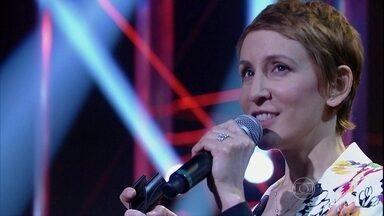 Stacey Kent encerra o programa de quinta - Stacey Kent é uma cantora de jazz americana