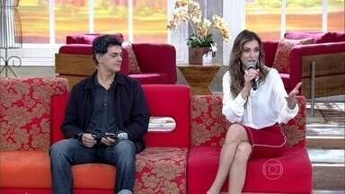 Mônica Martelli explica dilemas do novo filme - Atriz estreia com roteiro sobre mulheres que demorar a casa