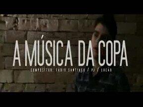 Grupo de Uberlândia retrata sonho de ser jogador em 'A Música da Copa' - Vídeo no YouTube tem quase 7 mil acessos em 15 dias no ar. Projeto tem o selo Sony Music e faz parte do terceiro CD do Grupo Sempre Bom, com oito faixas próprias