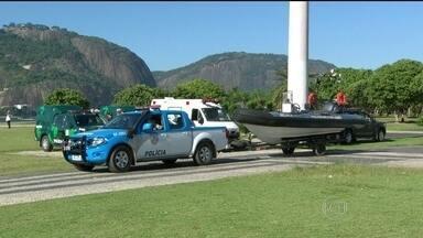 Apresentado o esquema de segurança para a Copa do Mundo no Rio - A polícia fez a apresentação oficial do esquema montado para o mundial, os equipamentos que serão utilizados e o efetivo.