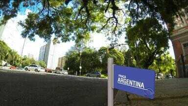 Se essa Copa Fosse Minha: conheça a Praça Argentina e a rua Nigéria - Seleções de Argentina e Nigéria se enfrentam no Beira-Rio em 25 de junho.