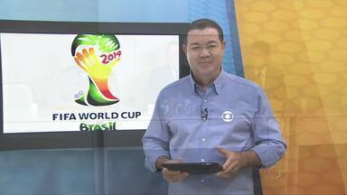 Confira o Globo Esporte-AL desta sexta na íntegra - Destaque do final de semana são as partidas de ASA e CRB pela Série C do Campeonato Brasileiro