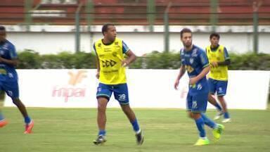 Jogadores do Tupi-MG planejam dias de folga durante a Copa do Mundo - Após partida contra o Madureira, neste sábado, time fica sem jogar por 50 dias