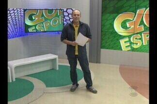 Assista à íntegra do Globo Esporte/CG desta sexta-feira (30/05/14) - Veja os gols do clássico entre Botafogo e Treze, no Almeidão.