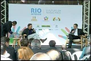 Lançamento do projeto 'Rio Interior' acontece nesta sexta-feira (30) em Petrópolis, RJ - Palácio de Cristal será palco do lançamento do projeto 'Rio Interior, o futuro em nossas mãos'.