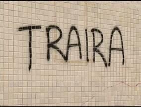 Polícia Militar de Ipatinga investiga atos de vandalismo contra vereador da cidade - Lojas, casa e carro do vereador foram pinchados.