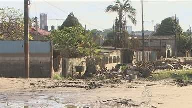 Quase cinco mil famílias atingidas pela enchente devem receber auxílio do Governo de RO - A partir de segunda-feira, dia 2 de julho, começa a veirifcação dos cadastro, mas o pagamento somente em julho.