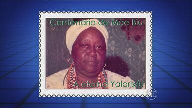 Yalorixá Mãe Biu, Tânia Bacelar e a fundação Terra são homenageadas na Assembleia - Mãe Biu é considerada uma das maiores representantes, no país, da nação Xambá, uma tradição religiosa de origem africana.