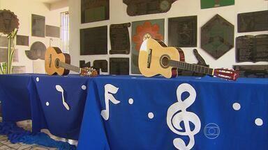 UFRPE anuncia criação de programa de formação musical - Lançamento ocorreu na quarta. Número de alunos e a forma de seleção ainda vão ser divulgados.