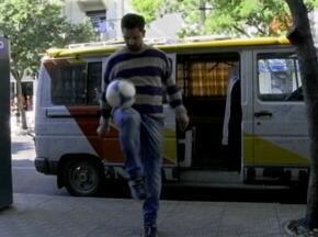 Torcedor argentino vem para o Brasil acompanhar sua seleção na Copa do Mundo - Romeo Aldo pretende viajar até o Rio de Janeiro em um furgão.