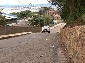 Maciço do Morro da Cruz passa por melhorias de infraestrutura - Maciço do Morro da Cruz passa por melhorias de infraestrutura