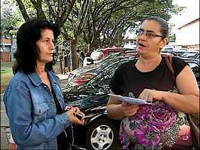 Mulher de 74 anos entra na Justiça para ser atendida no HC-UFU em Uberlândia - Aparelho que seria usado na cirurgia está quebrado. Secretária Municipal de Saúde afirma que exames serão feitos em outra clínica.