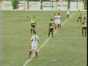 TAC de Três Passos, RS, perde o primeiro jogo da semifinal da Segundona do Gauchão - A equipe do Guarani de Venâncio Aires, RS, venceu por dois a um.