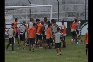 Treze joga contra o Santa Cruz de Santa Rita - O jogo será no Estádio da Graça hoje à noite a partir das oito horas.