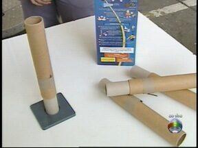 Corpo de Bombeiros dá orientações sobre manuseio de fogos de artifício - Época de festa junina e Copa do Mundo aumentam as vendas dos produtos.