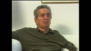 Ex-governador Marcello Alencar morre no Rio - Marcello Nunes de Alencar, de 88 anos, morreu na madrugada desta terça-feira (10). Ele foi senador pelo antigo Estado da Guanabara e teve o mandato cassado durante a ditadura. Foi prefeito do Rio de Janeiro duas vezes e governador de 1995 a 1999.