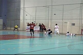 Futsal de Mogi das Cruzes vence o São Paulo/Bauru na Liga Paulista - Jogando em casa, a equipe mogiana ganhou por 4 a 1 o jogo realizado nesta segunda-feira