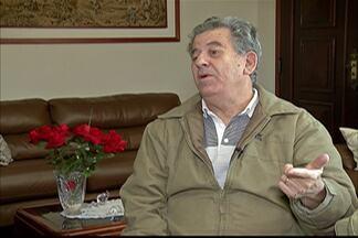 Mogiano relembra vaia gigante durante a Copa de 1950 - Sêo Antônio Abib é mais um personagem do quadro memórias e recorda de mais um episódio do primeiro mundial no Brasil