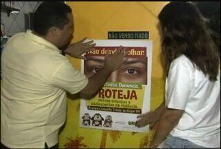 Estado do Ceará registra 50 denúncias por dia contra exploração de menores - Denúncias contra exploração de menores podem ser feitas através do disque 100.