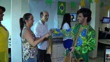 Equipe da Funcaju divulga Forró Caju - Equipe da Funcaju divulga Forró Caju
