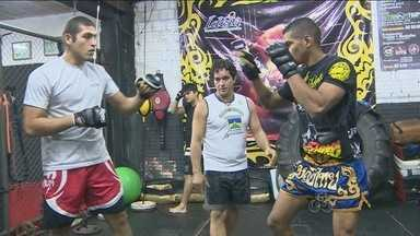 Rondônia ganha um campeão brasileiro de MMA - O destaque é de Carlos Cainam, que levou ouro na primeira competição em Belo Horizonte.