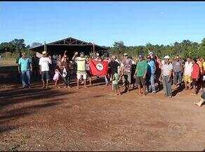 Justiça concede reintegração de posse de fazenda de Porto Nacional, invadida pelo MST - Justiça concede reintegração de posse de fazenda de Porto Nacional, invadida pelo MST