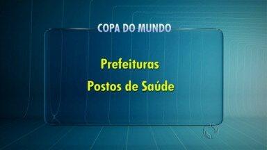 Veja o que abre e fecha durante os jogos do Brasil na Copa do Mundo - Prefeituras, órgãos públicos, escolas e comércio vão ter horário especial durante os jogos da seleção.