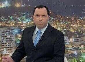 Tetraplégico preso por assaltos seria suspeito de mandar matar 4 pessoas - Homem seria um dos mentores de crimes em Afogados da Ingazeira, PE. Além dele, outros três homens e duas mulheres foram presos no Bairro Costa.