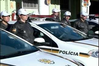 Policiamento Comunitário começa nesta quarta feira em Pelotas - Policiais militares vão atuar nos bairros.