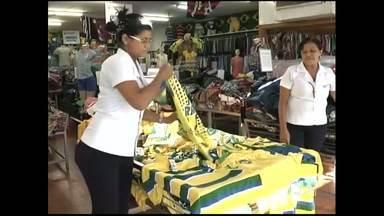Depois da estreia do Brasil, o torcedor se animou e movimentou o comércio, em Imperatriz - Copa do Mundo movimenta comércio no município.