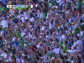 Argélia se recupera e vence a Coreia do Sul por 4 a 2 - A Argélia se recuperou bem da derrota na estreia. No domingo (22), em Porto Alegre, venceu a Coreia do Sul por quatro a dois.