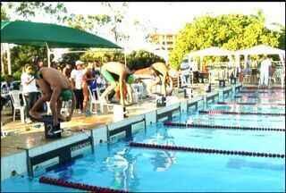 Juazeiro do Norte recebe o quinto festival de natação do IFCE - Competição é a segunda mais importante do calendário da modalidade no Ceará.