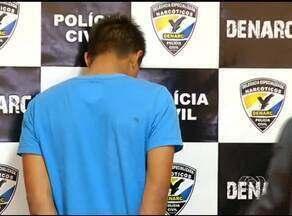 Após dois meses de investigação, polícia prende traficante em Palmas - Após dois meses de investigação, polícia prende traficante em Palmas