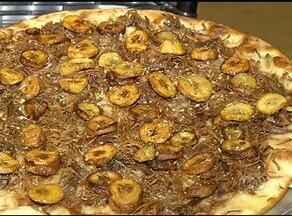 Pizza criada por tocantinense representa as regiões norte e nordeste em concurso nacional - Pizza criada por tocantinense representa as regiões norte e nordeste em concurso nacional