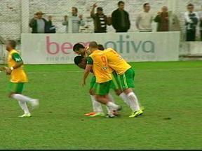 Guarani-VA empata e fica com o vice-campeonato da Terceirona - Apesar do resultado, time de Venâncio Aires está garantido na Divisão de Acesso do Campeonato Gaúcho no ano que vem.