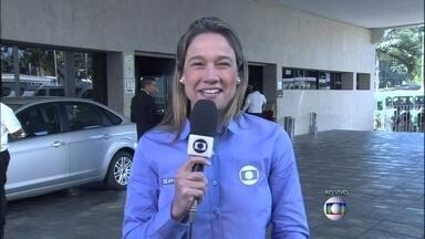 Fernanda Gentil traz informações da seleção brasileira direto de BH - Fabricio Battaglini também está na capital de Minas Gerais e traz novas informações