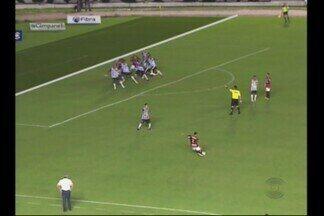 Botafogo venceu o Campinense e se aproximou do título estadual - Botafogo venceu por 3 X 0 e o Campinense teve um gol anulado.