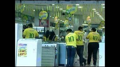 Cachoeirenses apostam em vitória brasileira, em jogos da copa - Muitos deram seus palpites, e a torcida estava bastante otimista.