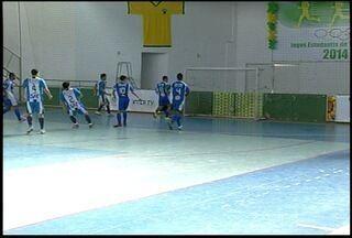 26 gols fecham a partida final da Etapa Serrana da Copa Inter TV de Futsal - Partidas aconteceram em Teresópolis, RJ.
