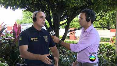 Guarda Municipal de Aracaju divulgs dados da Operação de Segurança - A Guarda Municipal de Aracaju divulgou os dados da Operação de Segurança realizada durante o Forró Caju