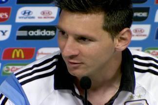 Argentina vence a Suíça nos últimos minutos - Veja na análise de Darino Sena.