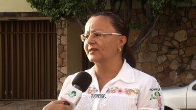 Casos de sarampo causa preocupação no município de Sobral - Cidade não registrava casos da doença desde 1997.