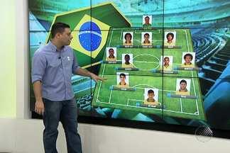 Brasil se prepara para enfrentar uma forte Colômbia - Veja as notícias das duas seleções.