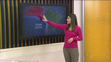 """Fenômeno """"El Niño"""" afeta inverno paranaense - Veja também: previsão do tempo para esta terça-feira (15) em todo o Paraná"""