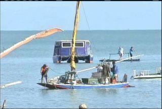 Pescadores estão com dificuldades para encontrar lagostas no litoral do Ceará - Ministério Público Federal e do Trabalho iniciaram uma investigação para facilitar a atividades dos pescadores que estão em situação regular.