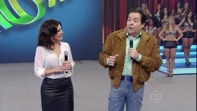 Público diz o que acha de Fátima Bernardes - A apresentadora do Encontro encara a opinião da galera e não foge nem dos assuntos mais pessoais