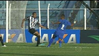 Tombense derrota Luziânia no interior de Goiás - O Villa Nova foi derrotado em casa e o Betim arrancou um empate no interior da Bahia.