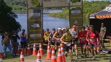 X-Terra 2014 reúne centenas de pessoas em Manaus - Provas foram realizadas neste fim de semana.