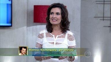 'Me despedindo de um mestre', Nachtergaele lamenta morte de Ariano Suassuna - Marcos Caruso também elogiou o trabalho do escritor: 'Cultivou a brasilidade'